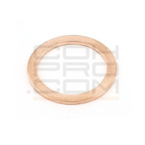 Sealing washer - M18 / Copper