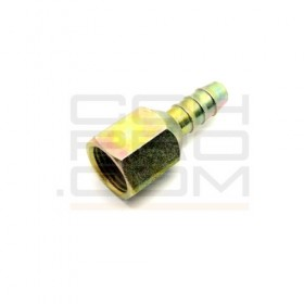Hose Fitting With Female Thread - M14x1.5 for 7 - 8mm ID Hose