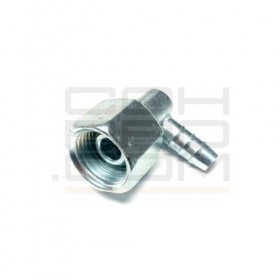 Angle Piece - 6mm ID PA Tube / M14x1.5