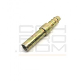 Pipe Nipple BEL - 10mm OD for 8mm ID PA Tube