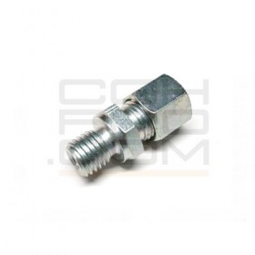 Straight Mate Stud Coupling - M10x1.0 / 6mm pipe