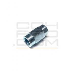 Brake Pipe Adapter -  2x M10x1.0 / E Flare / Female